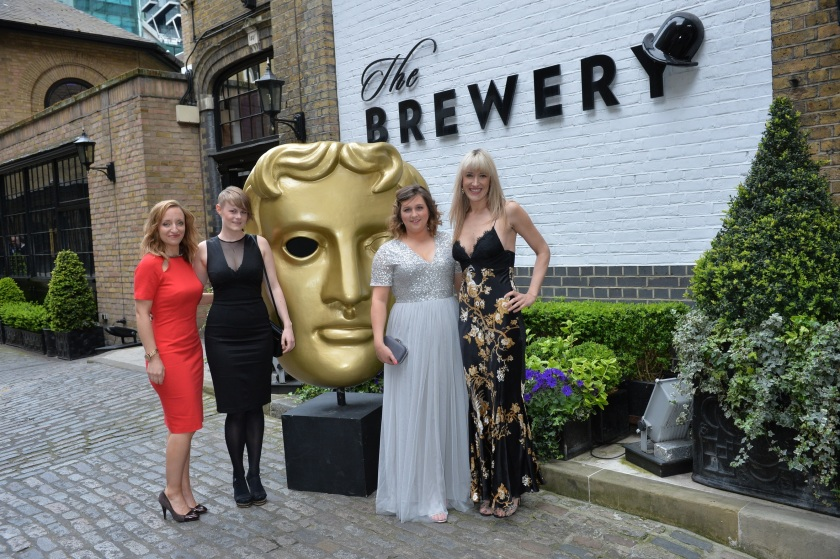 Event: British Academy Television Craft AwardsDate: 24 April 2016Venue: The Brewery, LondonHost: Stephen Mangan-Area: RED CARPET